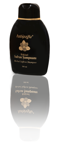 habipoğlu safran şampuanı